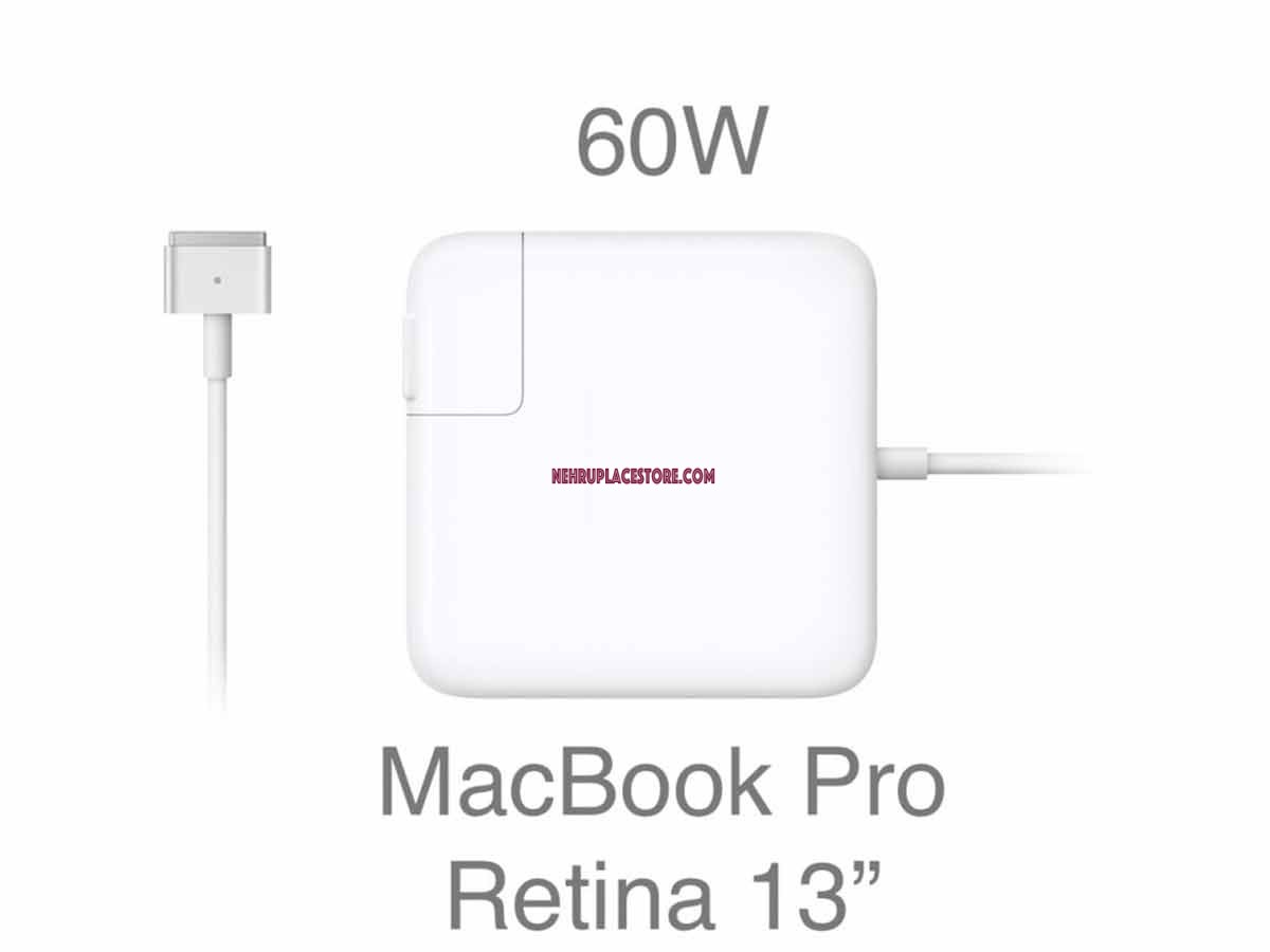 apple 85w magsafe 2 power adapter. a1435 60w magsafe 2 power adapter for apple macbook pro retina 13\ 85w magsafe