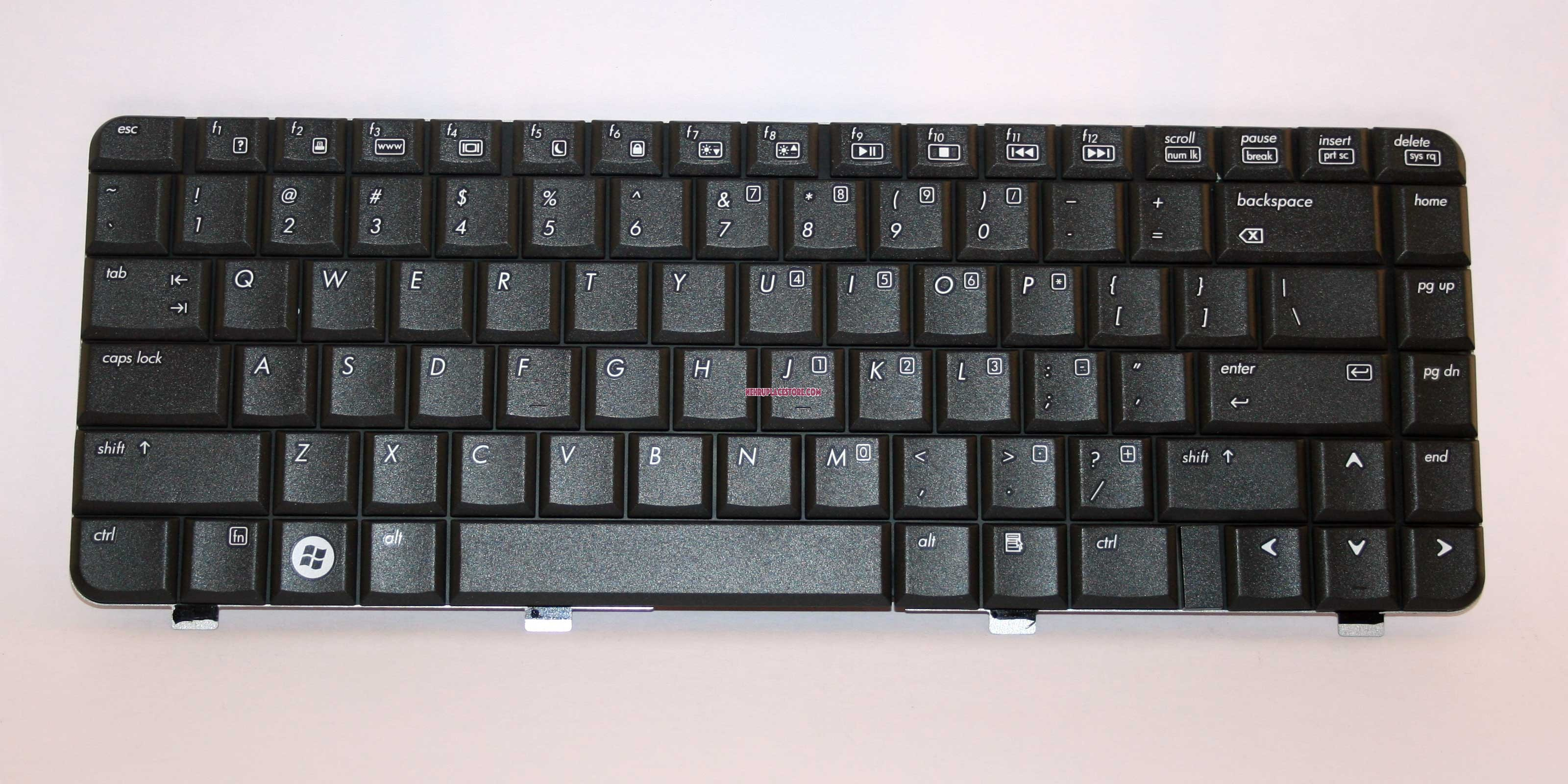 NEW Keyboard for HP Pavilion DV2000 V3000 417068-001 Black