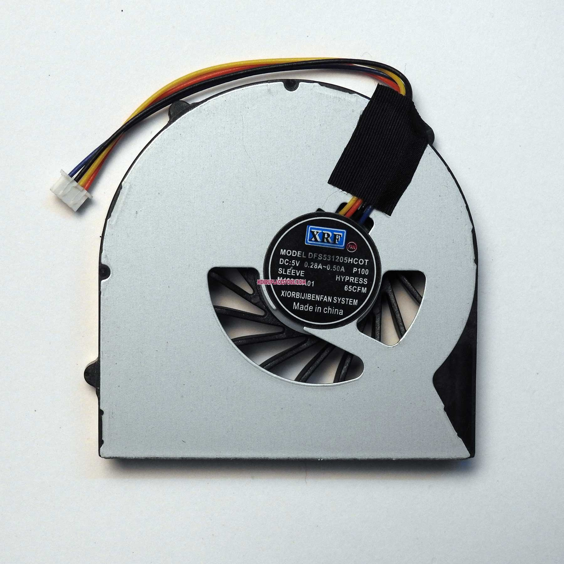 Replacement fan for Lenovo G480 G480A G480M G485 G580 G585 Series