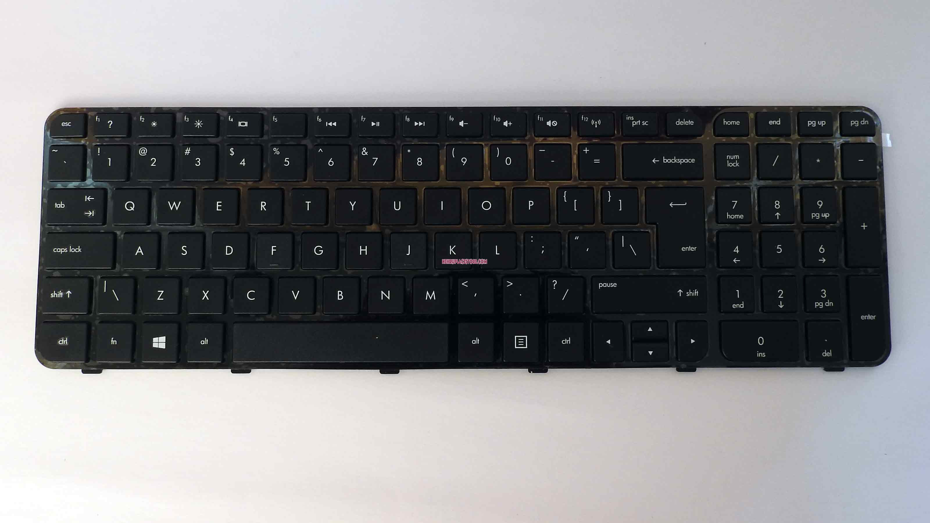 Laptop Replacement Keyboard With Frame For Hp Pavilion G6