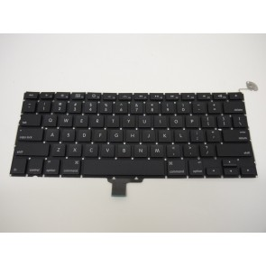 "New US layout Laptop Keyboard without Frame for Macbook Pro 13"" A1278 series"