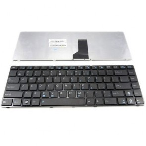 Laptop Keyboard For ASUS X43 K43 A43 A42 Black