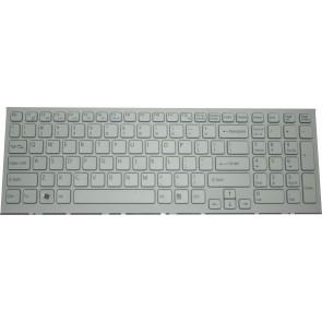 Sony vpcel 13FD VPCEL15FD VPCEL23FD VPCEL25FD Keyboard 148969211 US White