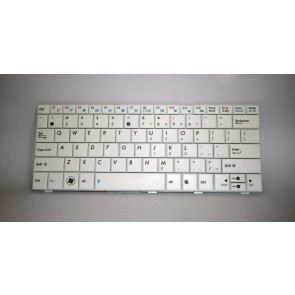 Asus eee PC EPC 1005HA-B 1005HA 1005HAP 1008 1008HA 1008HE 1008P 1008PB 1001HA Series Replacement (K917) White Keyboard