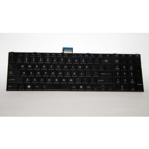 Black Laptop Keyboard for Toshiba Satellite C850 Series C850-10C C850-P5010